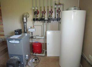 Сколько стоит отопление частного дома Тепло Ремонт Отопление Дом