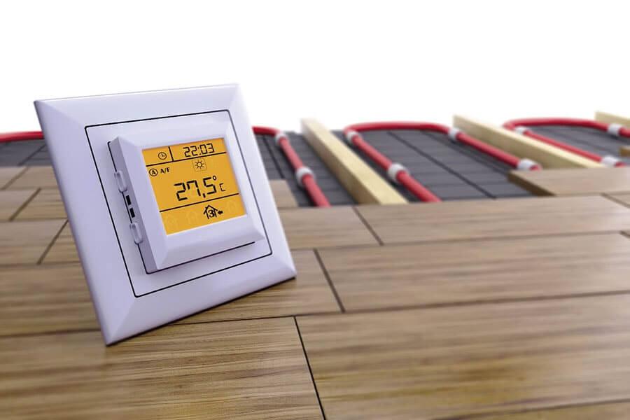 Сколько в среднем стоит сделать электрический теплый пол Теплый пол Ремонт Дом