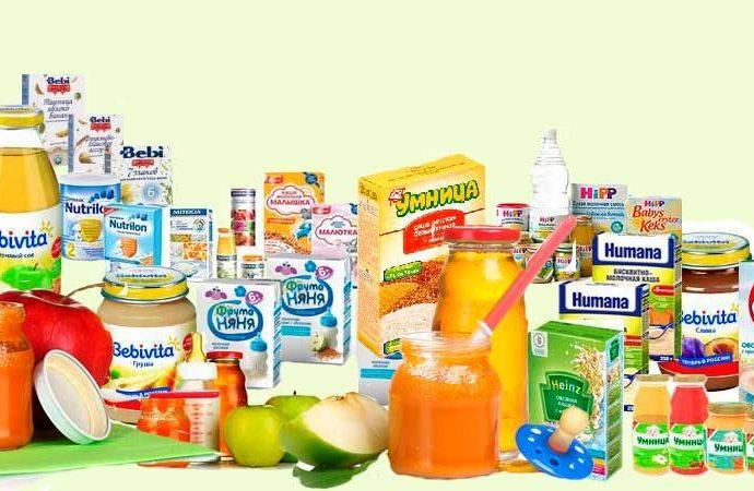 Сколько стоит детское питание в Крыму цена Крым детское питание