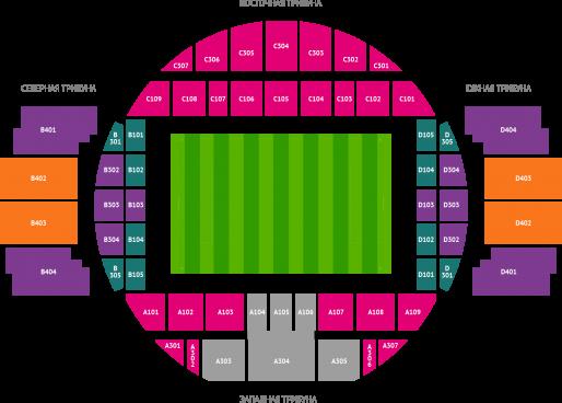 Сколько стоят билеты на ЧМ-2018 по футболу в России чм-2018 цена Россия билет