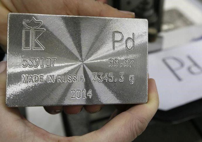Сколько стоит палладий в 2020 в рублях Палладий Драгоценный металл Деньги Валюта