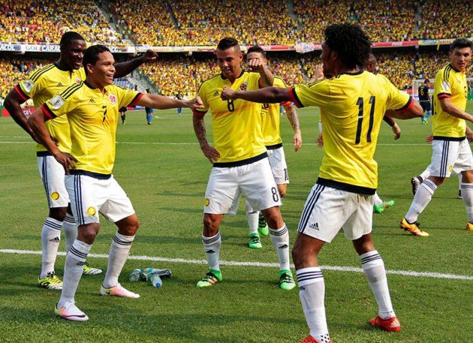 Сколько стоит сборная Колумбии по футболу цена стоимость сборная Колумбия