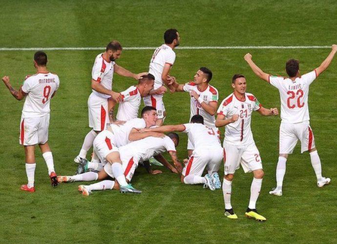 Сколько стоит сборная Сербии по футболу цена стоимость Сербия сборная