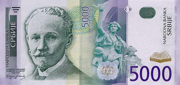 Сколько стоит сербский динар сербский динар Курс валют динар Деньги Валюта