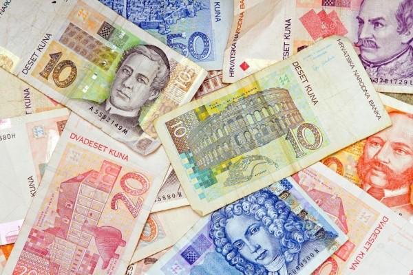 Сколько стоит хорватская куна хорватская куна Курс валют куна Деньги Валюта