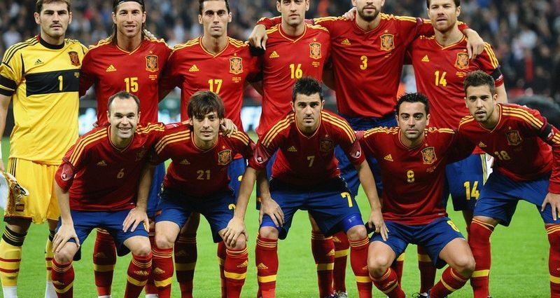 Сколько стоит сборная Испании по футболу цена стоимость сборная Испания