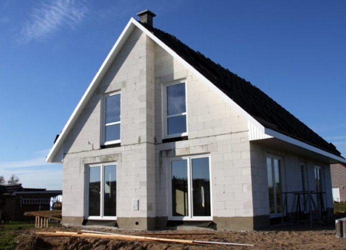 Сколько стоит строительство дома из газобетона цена строительство стоимость Дом газобетон
